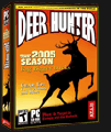 Deer Hunter 2005 Box-art