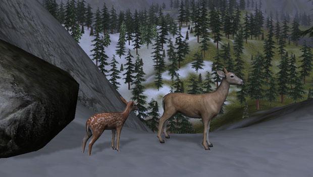 hunter game online